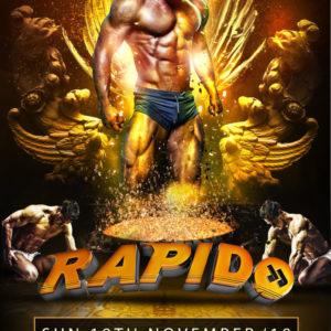 Rapido - Anniversary Edition 2018