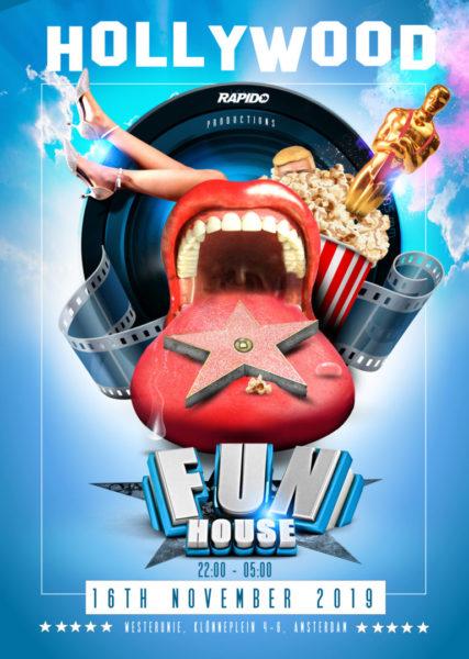 FunHouse - Hollywood - November Edition
