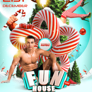 FunHouse XL - XMAS Edition