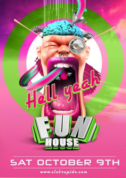 funhouse sat oct