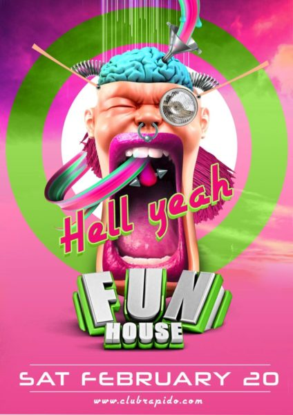 funhouse sat feb