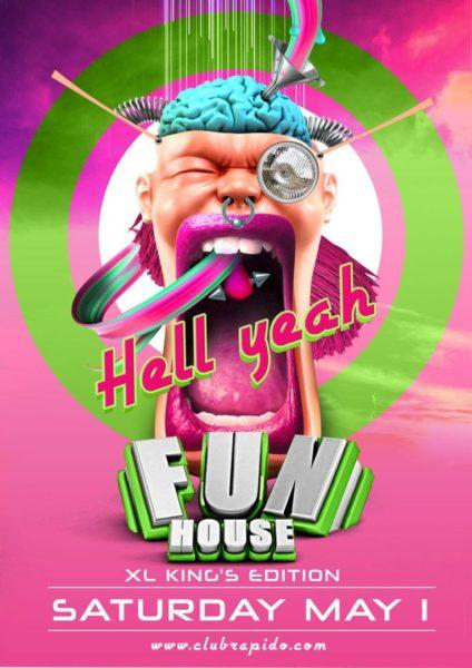 funhouse xl sat may